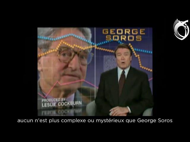 Interview rare du milliardaire sociopathe George Soros de 1998 (VOSTFR)