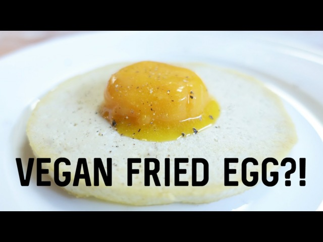 VEGAN FRIED EGG?! | Potato Rice