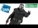 Kylo Ren Star Wars The Force Awakens Kotobukiya ArtFX Statue Video Review