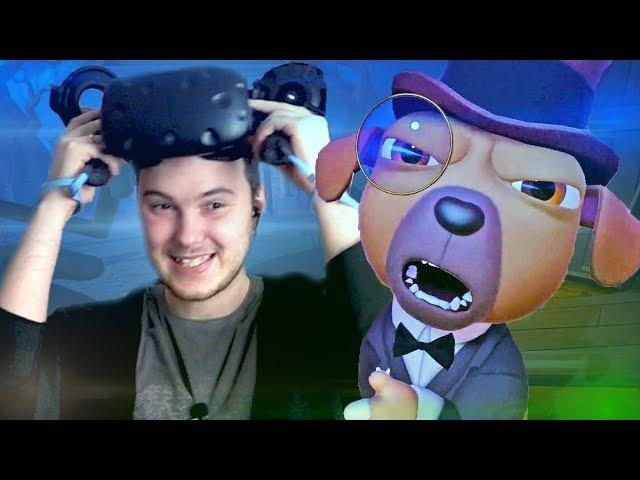 VR анимация за 5 СЕКУНД   Mindshow VR - Театр Одного Оленя