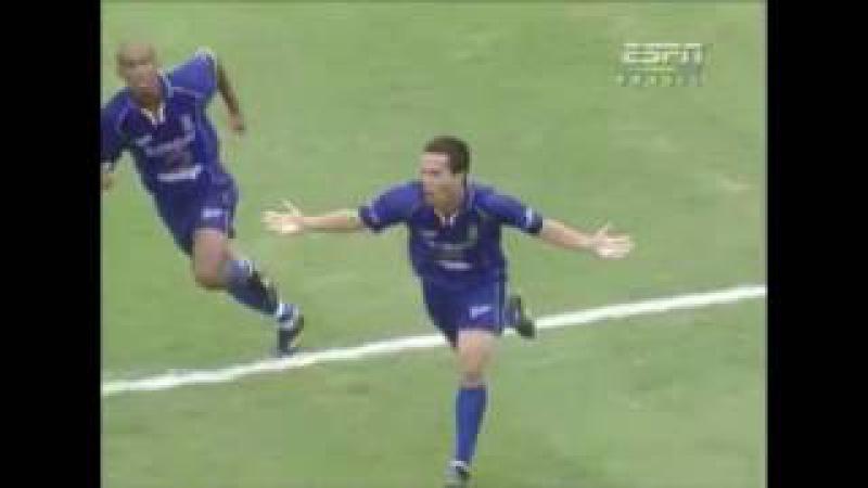 Santo André 2 x 2 Palmeiras Final da Copa São Paulo de Futebol Jr 2003 ESPN Brasil