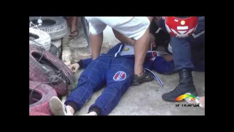 Acidente Fatal Mata Piloto Kart em Carpina.