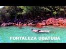 Praia Fortaleza Ubatuba