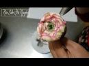 Hướng Dẫn Bắt Hoa Mẫu Đơn Với Kem Bơ Hàn Quốc - How to pipe a Closed Peony with Korea Buttercream