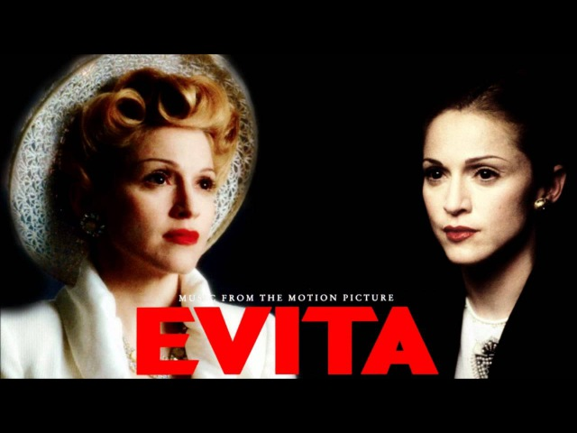 Evita Soundtrack 08 I'd Be Surprisingly Good For You