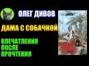 Заметки 176 Дама с собачкой Олег Дивов впечатления после прочтения книги