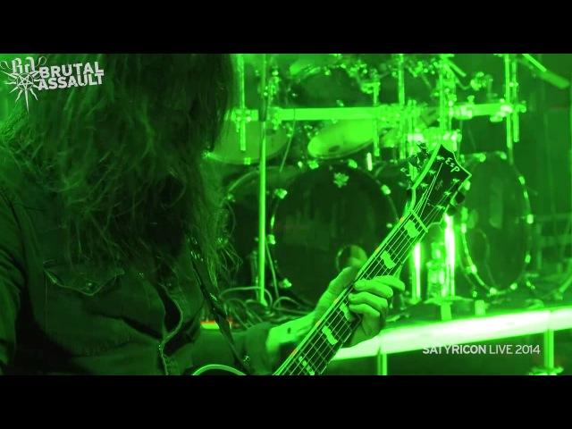 Brutal Assault 19 - Satyricon (live) 2014