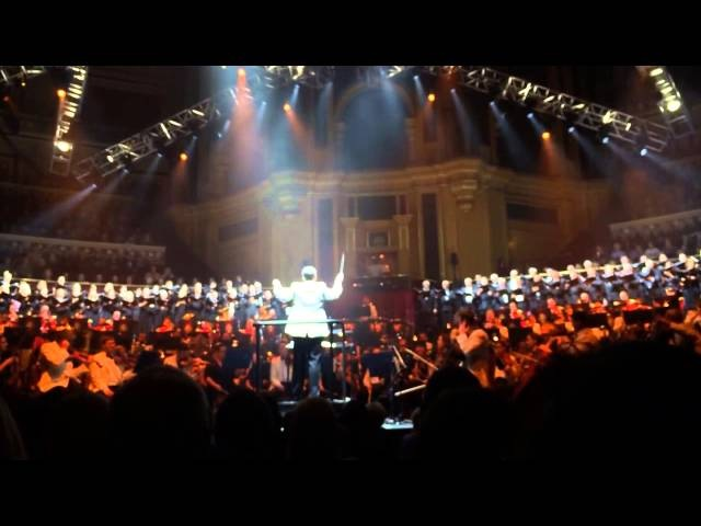 Classical Spectacular -- 1812 OVERTURE With THUNDERING CANNONS AND INDOOR FIREWORKS
