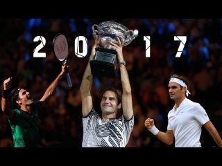 Roger Federer - Top 50 Best Points of 2017