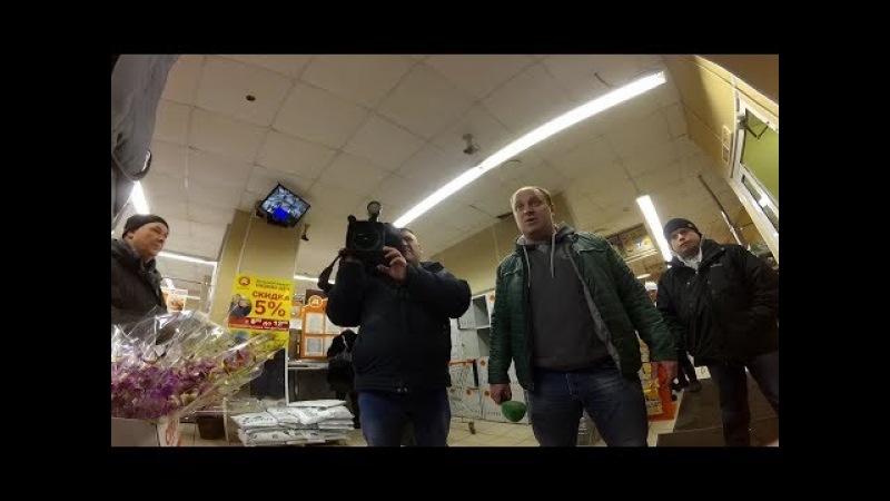 Корреспондент НТВ Вера боится камер и теряет память SOS