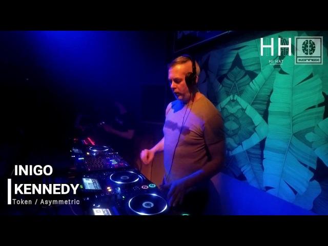 INIGO KENNEDY @ 2º Aniversario Konnex / Hi Hat Radio (Prisma)