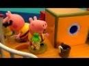 Peppa Pig en français. Peppa et George vont en bateau avec Grandpa Pig. Peppa Pig rencontre Monster