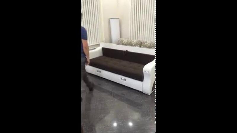 диван Трансформер 3 в 1 Диван,Кровать,Стол