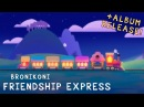 BroniKoni Friendship Express the debut album is out