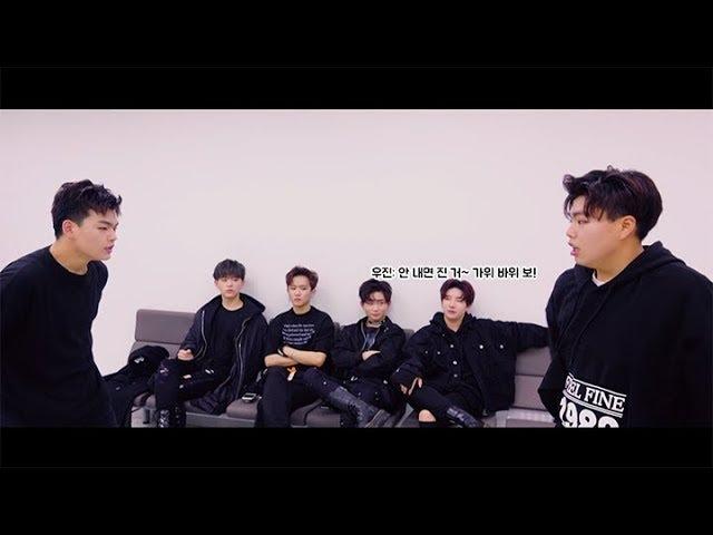 [EPISODE] 진달래(A팀) 개나리(B팀) 팀 나누기 세기의 가위 바위 보 대결 Promo Video / TheEastLight.(더 이스