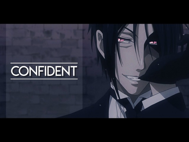 CONFIDENT Black Butler
