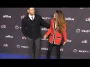 Jensen Ackles and Danneel Ackles attend The Paley Center For Media's 35th Annual PaleyFest Superna