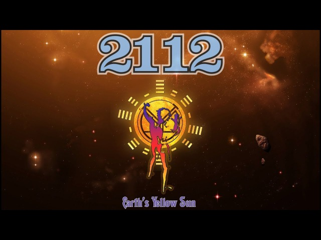 Earth's Yellow Sun - Overture 2112/The Temples of Syrinx (feat. Rody Walker)