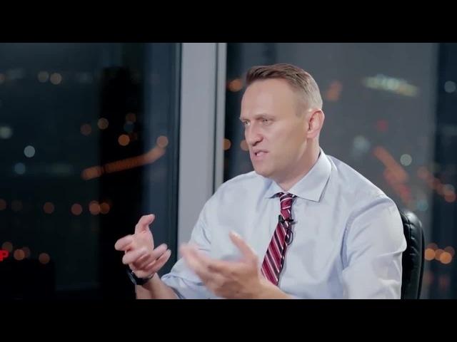 Путин реагирует на заявление Навального о вранье