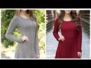 Покупки на AliExpress - Легкое вязаное платье