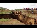 Знамения Аллаhа В Кении образовалась огромная трещина