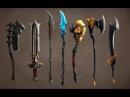 Время луков и стрел копий и мечей Холодное оружие Заряжай с Ли Эрми New Best