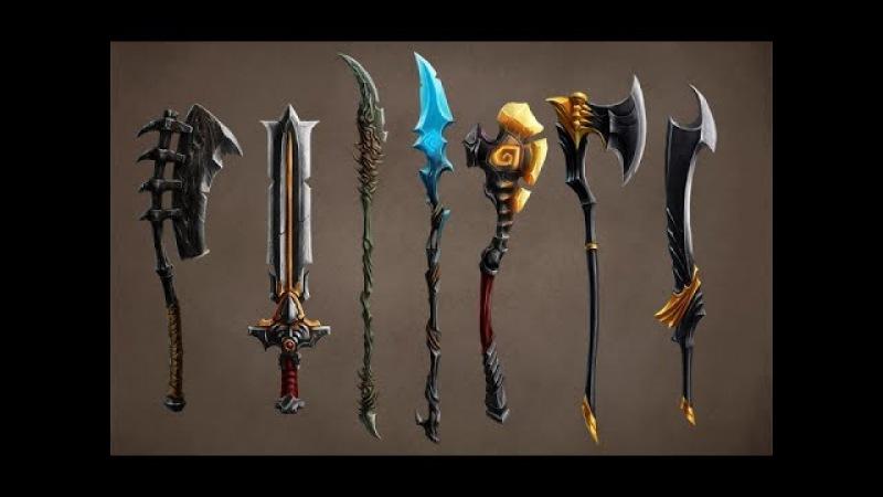 Время луков и стрел, копий и мечей.Холодное оружие.Заряжай с Ли Эрми. - New Best