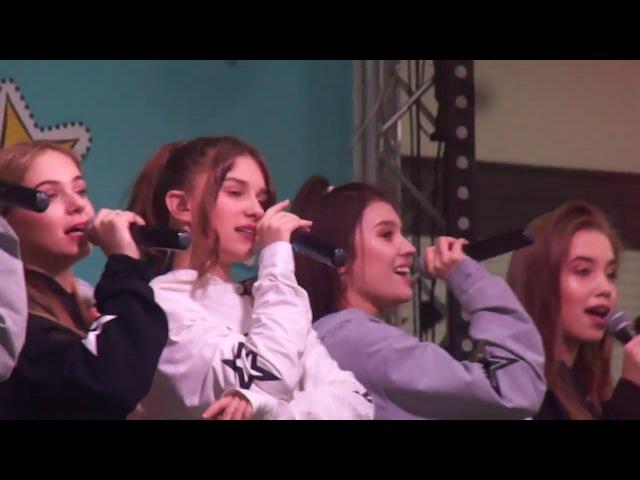 Open Kids На десерт концерт в ТЦ Мега