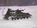 Миномёт невероятной мощности Тюльпан Оружие России и мира!