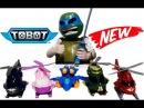 Тоботы Вертолеты Самолеты Роботы Трансформеры Игрушки Мультики про Машинки для Детей MrGeor
