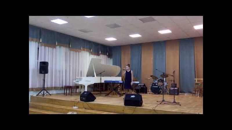 Катеринчук Катя, 11 лет, Mr. Paganini