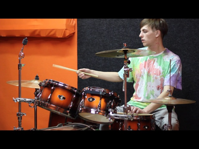 Yankel - hero of war ( Rise Against) (drums perfomance cover)
