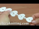 How to Make Crochet Cord with Heards Tutorial 175