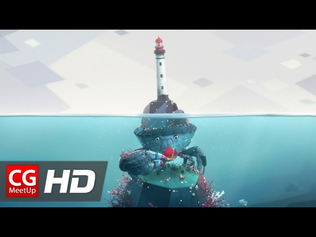 **Award Winning** CGI 3D Animated Short Film: The Legend of The Crabe Phare by Crabe Phare Team