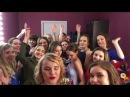"""Ижевск Флешмоб от Beauty Bar VL"""" при поддержке ФИНАЛИСТОК конкурса МИСС СТАРШЕКЛА"""