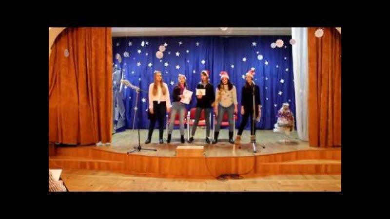 Рождественский фестиваль ТИУиЭ
