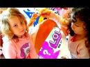 Мисс Кейти поет песенку ПРО П❂ПУ! Алис и Катя поют вместе веселую песенку С Нов ...