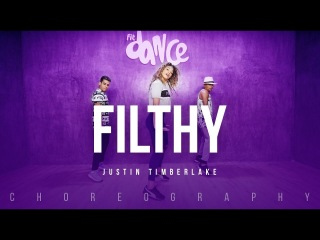 Filthy - Justin Timberlake | FitDance Life (Choreography) Dance Video