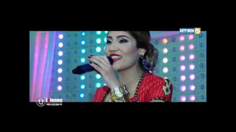 Turkmen klip 2017 ABADAN - Turkmen toy (выйду замуж за тебя)