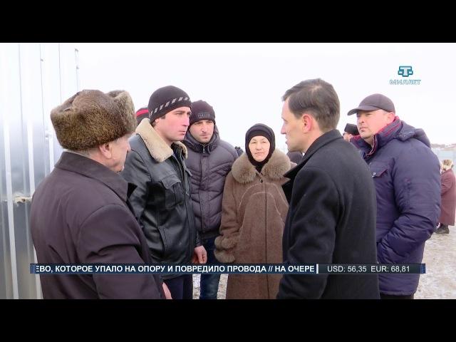 В селе Дубки Симферопольского района начали строить мечеть