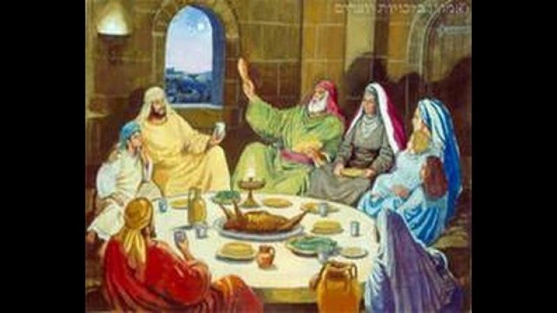Рав Йона Левин Пасхальная агада часть 2