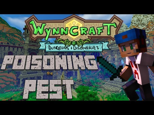 Poisoning the Pest | Wynncraft Dungeons and Discoveries Update | Quest Guide