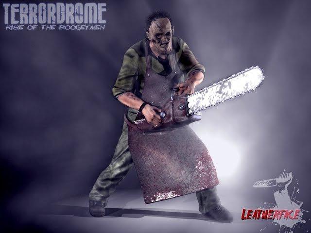 Terrordrome Rise of the Boogymen cпособности Leatherface