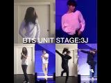 BTS Unit Stage