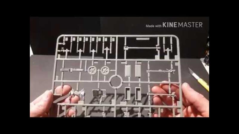 Rubicon models PaK40 unboxing