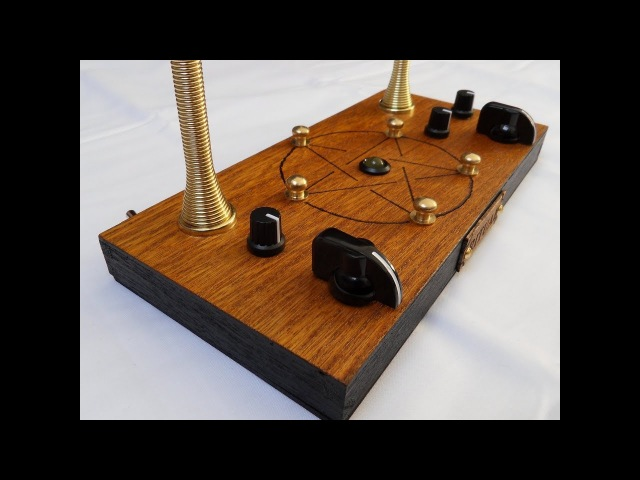 'RITUAL' DRONE ECHO ATMOSPHERIC SOUND GENERATOR TOUCH SYNTH