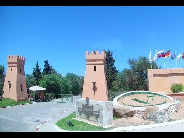 Отдых в Тунисе обзор отеля Lti Vendome El Ksar Resort Thalasso 4*