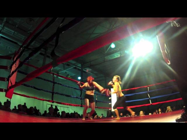 TUESDAY NIGHT FIGHTS ALASKAN GIRLS KICKASS
