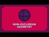 Неевклидова геометрия в анимации и моушн-дизайне