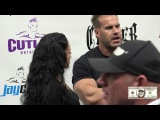 4 x Mr. Olympia Jay Cutler Fit Expo Los Angeles 2018  4K